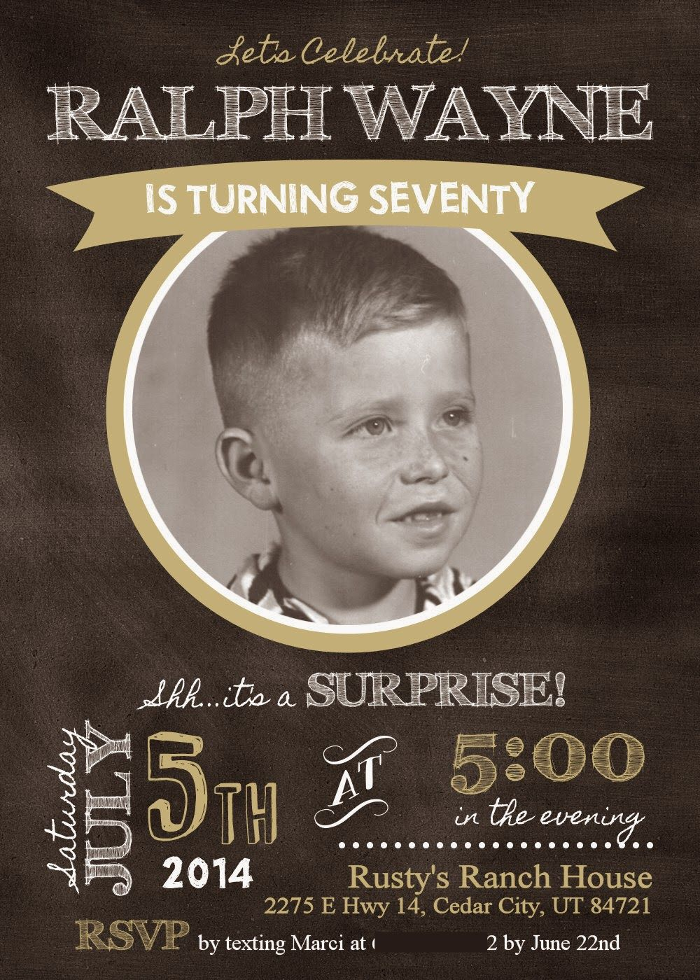 Marci Coombs: Dad\'s 70th SURPRISE Birthday Party! | Mummy\'s 70th ...