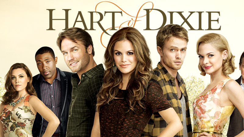 Help us show the creators how much we love Hart of Dixie and want ...
