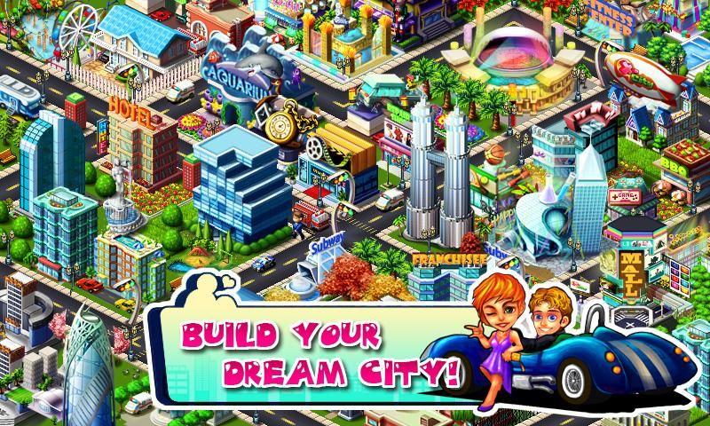 X City | Best Free Android Games | Free,roid games, Great