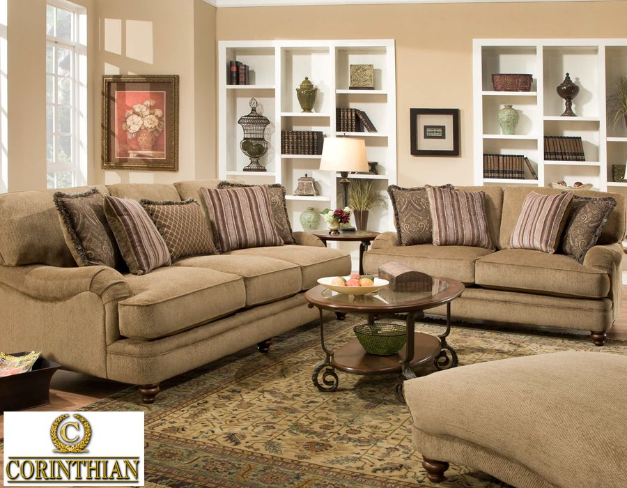 Home Furniture Abby Collection Living room sofa