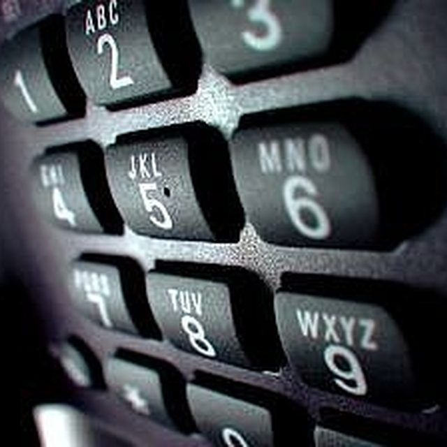 Match a phone number to a person