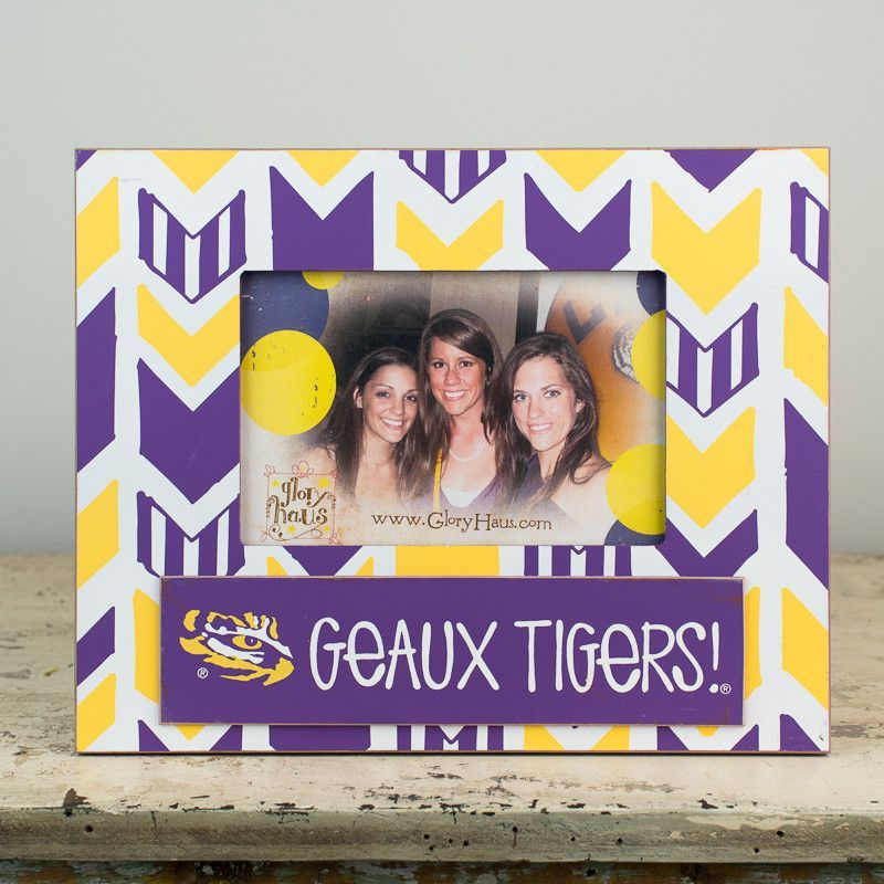 LSU Arrow Frame by Glory Haus | Products