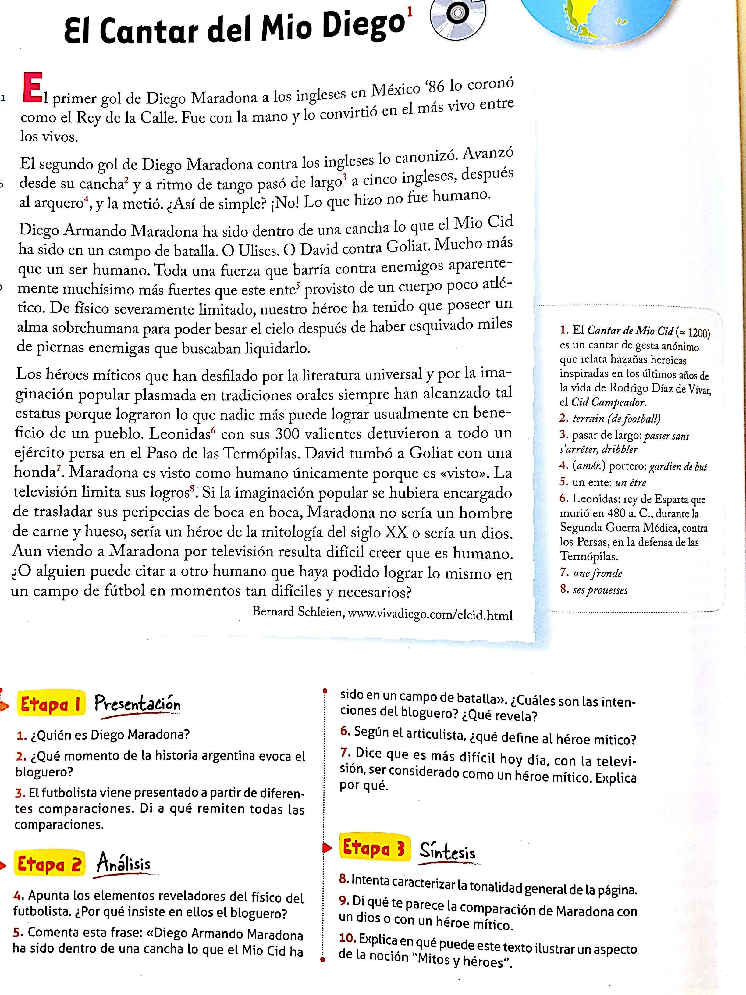 Epingle Par Leen Decaluwe Sur Mitos Y Heroes Espagnol Apprendre