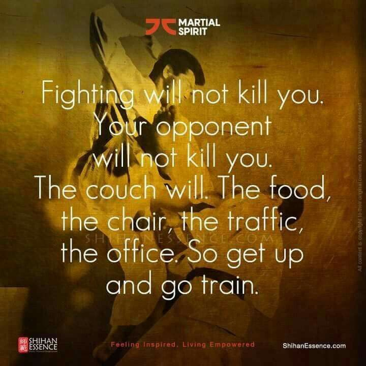 Pin by Larry Baker on karate Martial arts quotes
