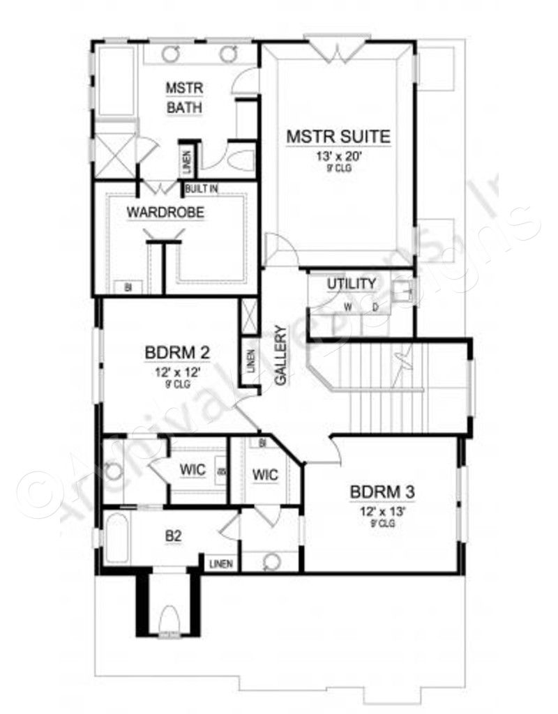 Victoria House Plan Victoria House House Plans French Country House Plans