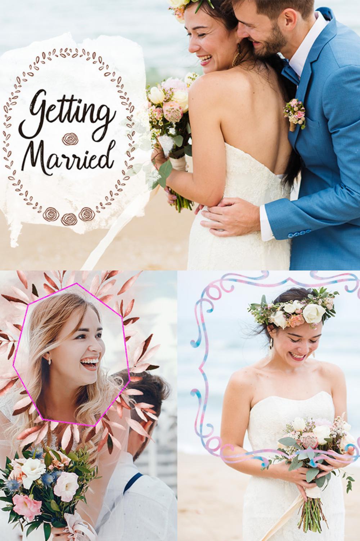 Treat For A Wedding Photographer 1000 Dreamy Wedding Overlays Bundle In 2020 Dreamy Wedding Getting Married Wedding