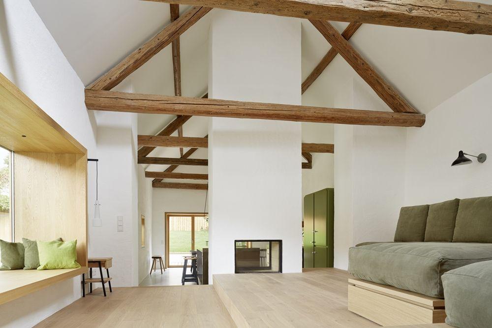 Auszeichnung Kategorie Revitalisierung und Sanierung Bauernhaus - architekt wohnzimmer