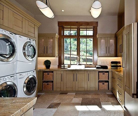 Large Open Laundry Room By One Laundry Room Design Large