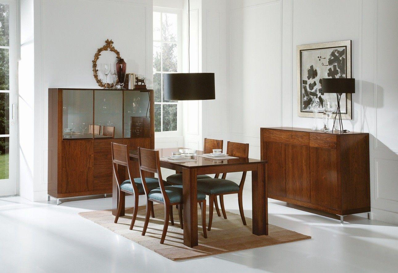 comedor moderno ados de muebles hurtado comedores