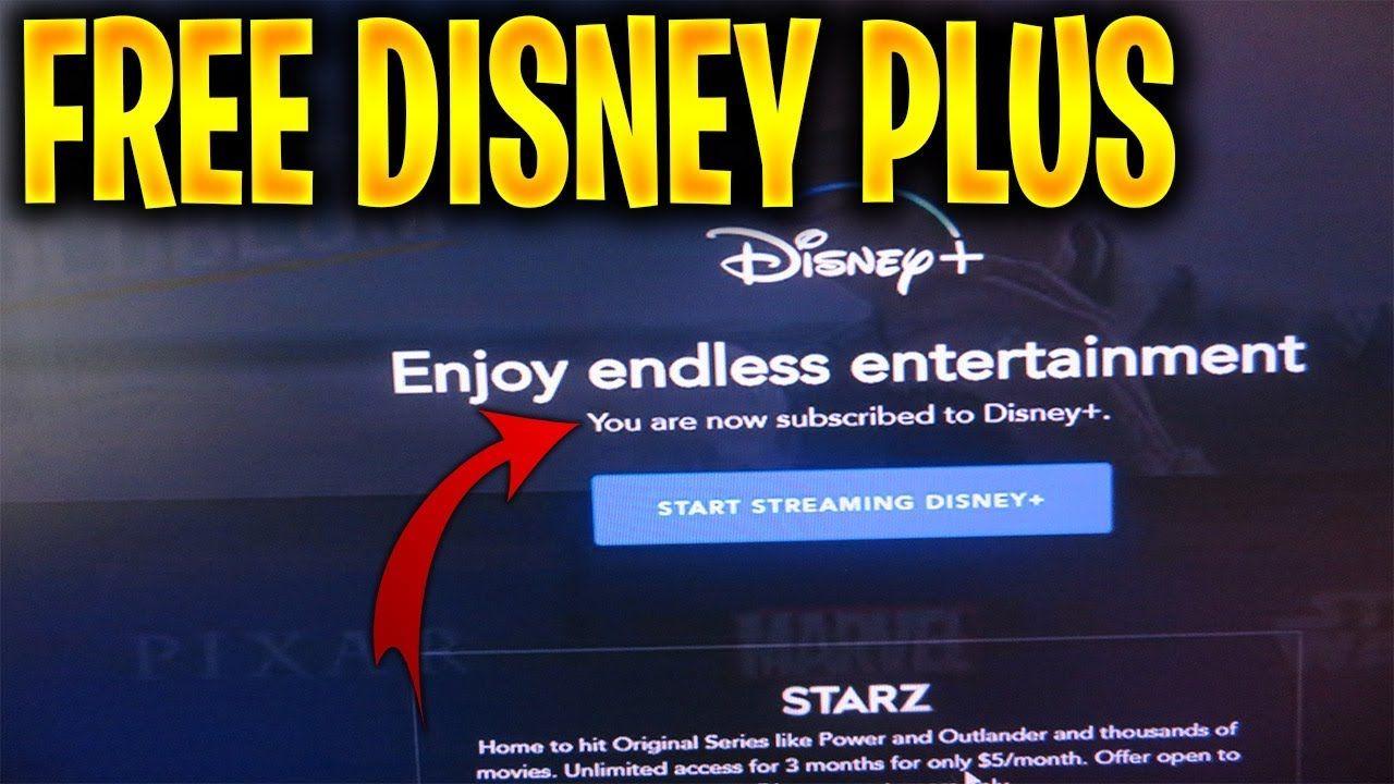 How To Get Free Disney Plus How To Get Disney Plus Free With Xfinity How To Get Disney Plus Free Trial Without Credi Disney Plus Disney Movies Free Disney Free