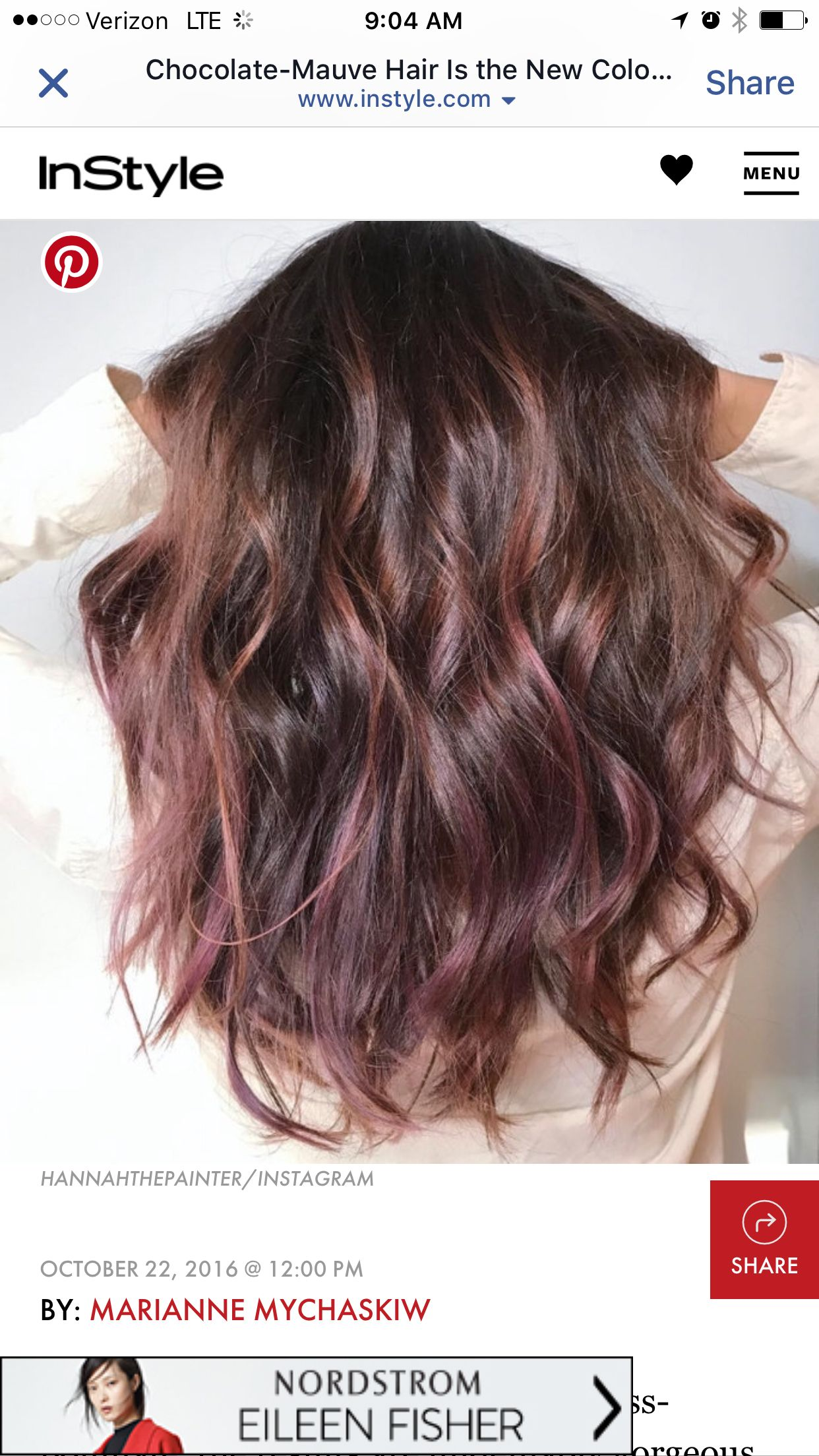 Chocolate Mauve Naturallycurly Naturally Wanting What I Cant