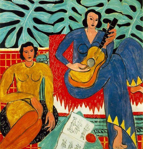 La Musique / Matisse