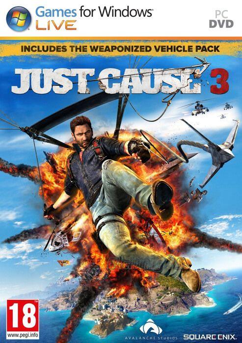 Just Cause 3 XL Edition PC [Español/Multi] [DLC]