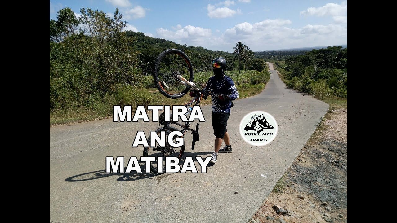 This Is Mountain Biking Philippines Magallanes To Batangas
