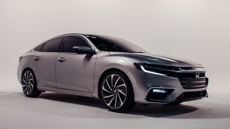 2020 Honda Civic Hybrid Interior
