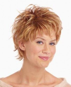 short hairstyle for women over 60 thin hair