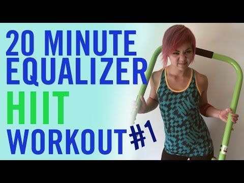 20 Minute Equalizer HIIT Workout - YouTube