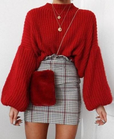 15 Cute Outfits For Valentine's Day That You Need To Wear - Society19