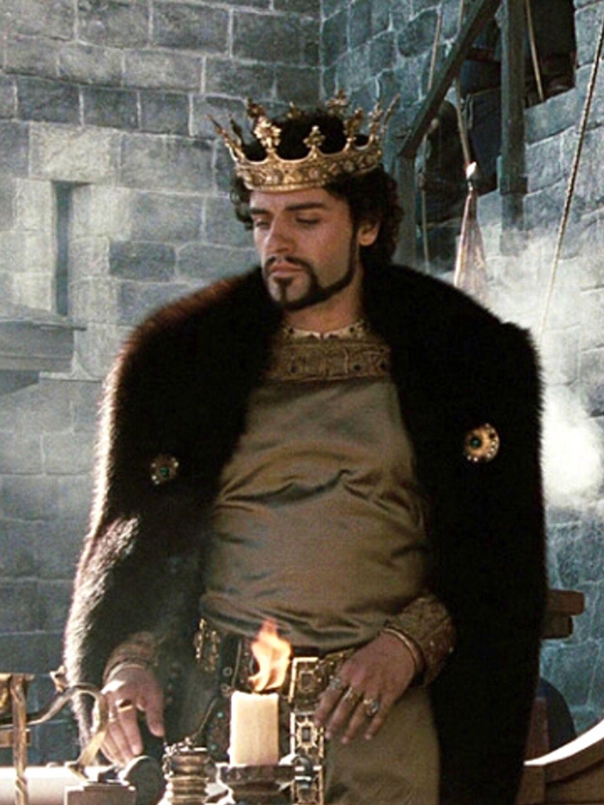 Oscar Isaac As Prince King John In Robin Hood 2010 With
