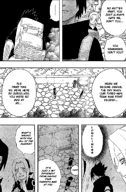 The Nature Of Sasuke S Feelings For Sakura Using Manga Panels And Databooks 1 And 2 In 2020 Naruto Shippuden Anime Sakura And Sasuke Sasusaku