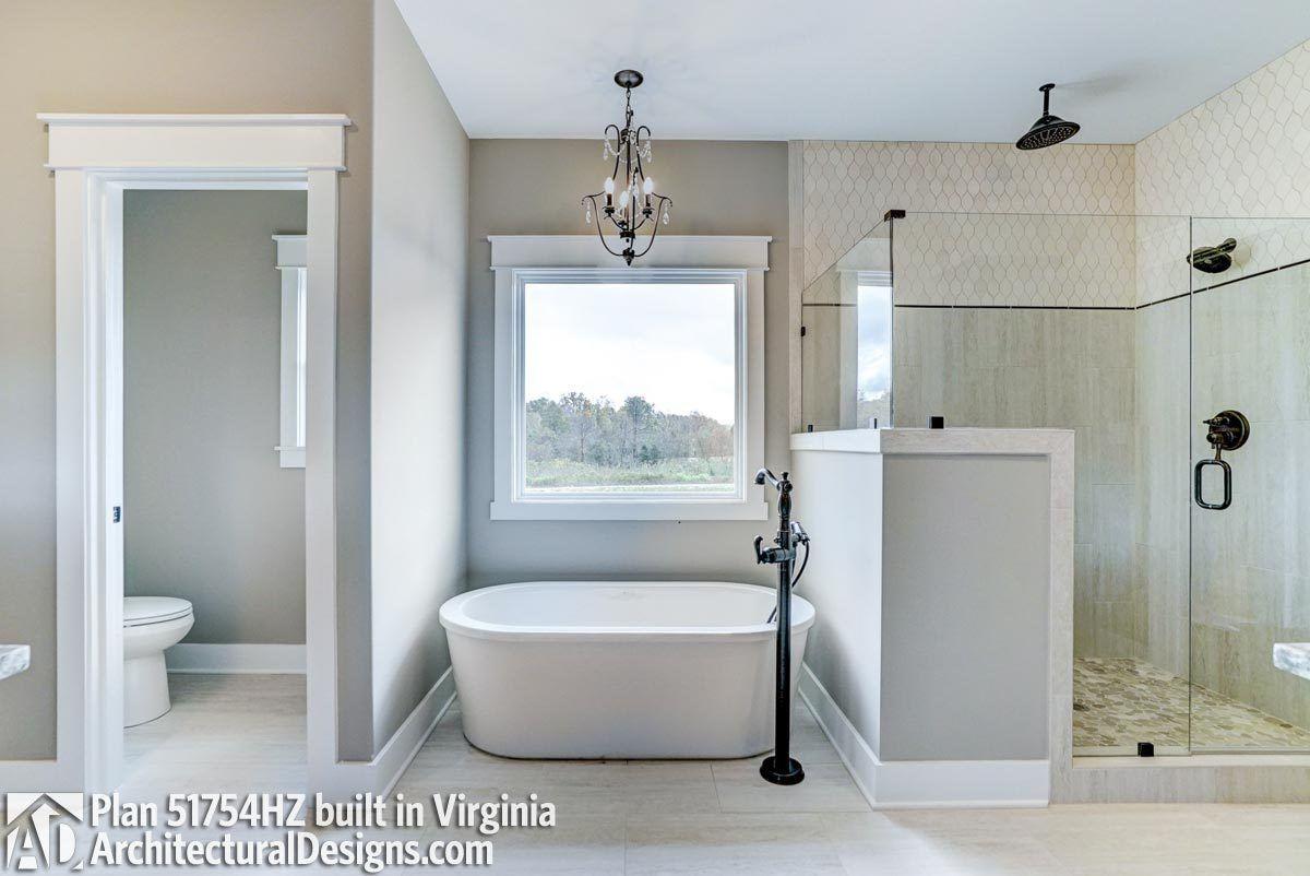 Modern Farmhouse Plan Hz Comes To Life In Virginia