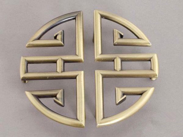 2 5 dresser knobs pulls drawer pull handles antique bronze kitchen cabinet knob handle. Black Bedroom Furniture Sets. Home Design Ideas
