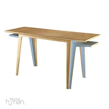 Brave Space Design on Feel More Human: desk love