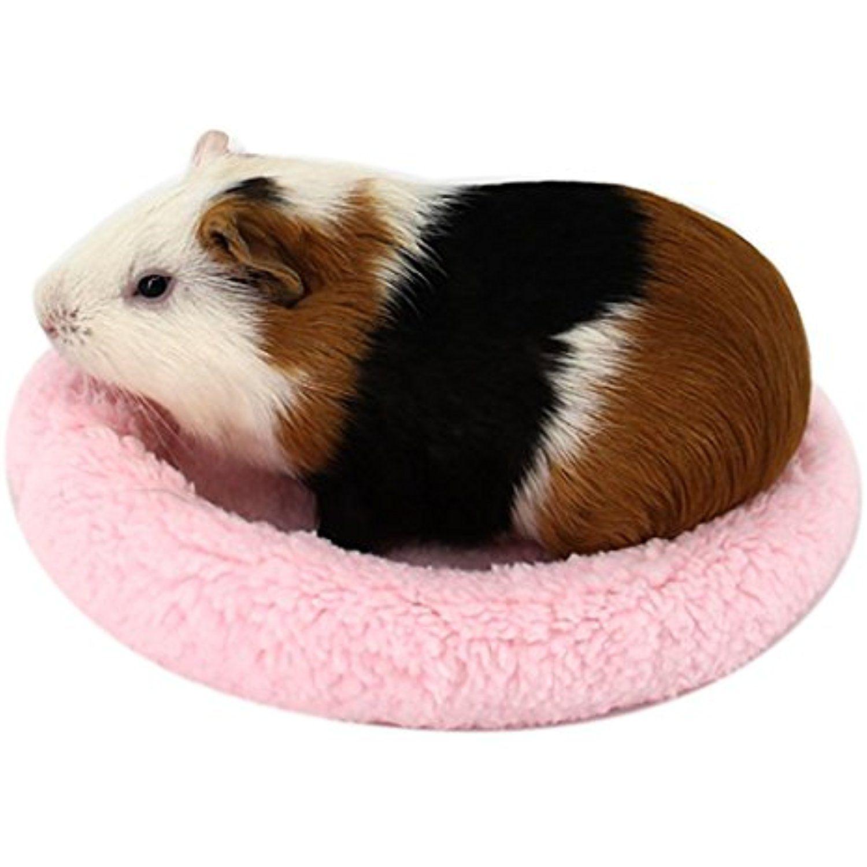 Hamster Animal Sleeping Bed, Inkach Small Animal Cage Mat