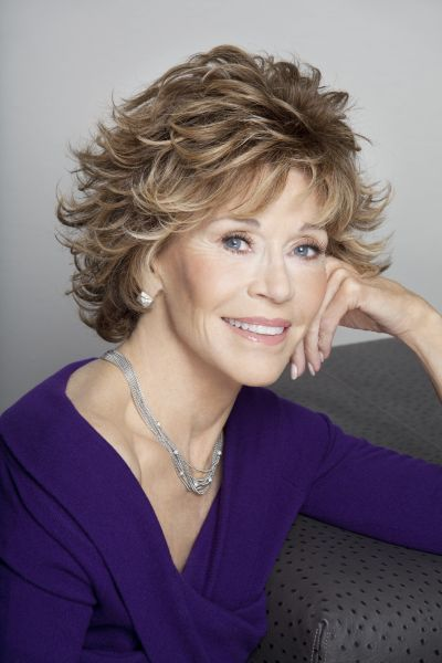 30 Most Stylish And Charming Jane Fonda Hairstyles Hair Styles