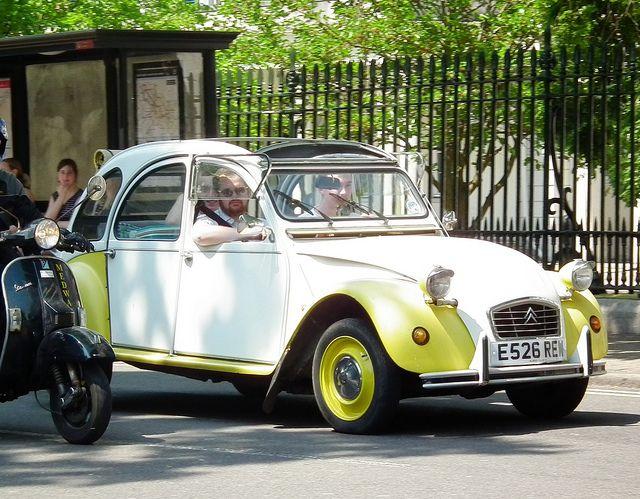 2cv6 Special Car Humor Classic Cars Automobile