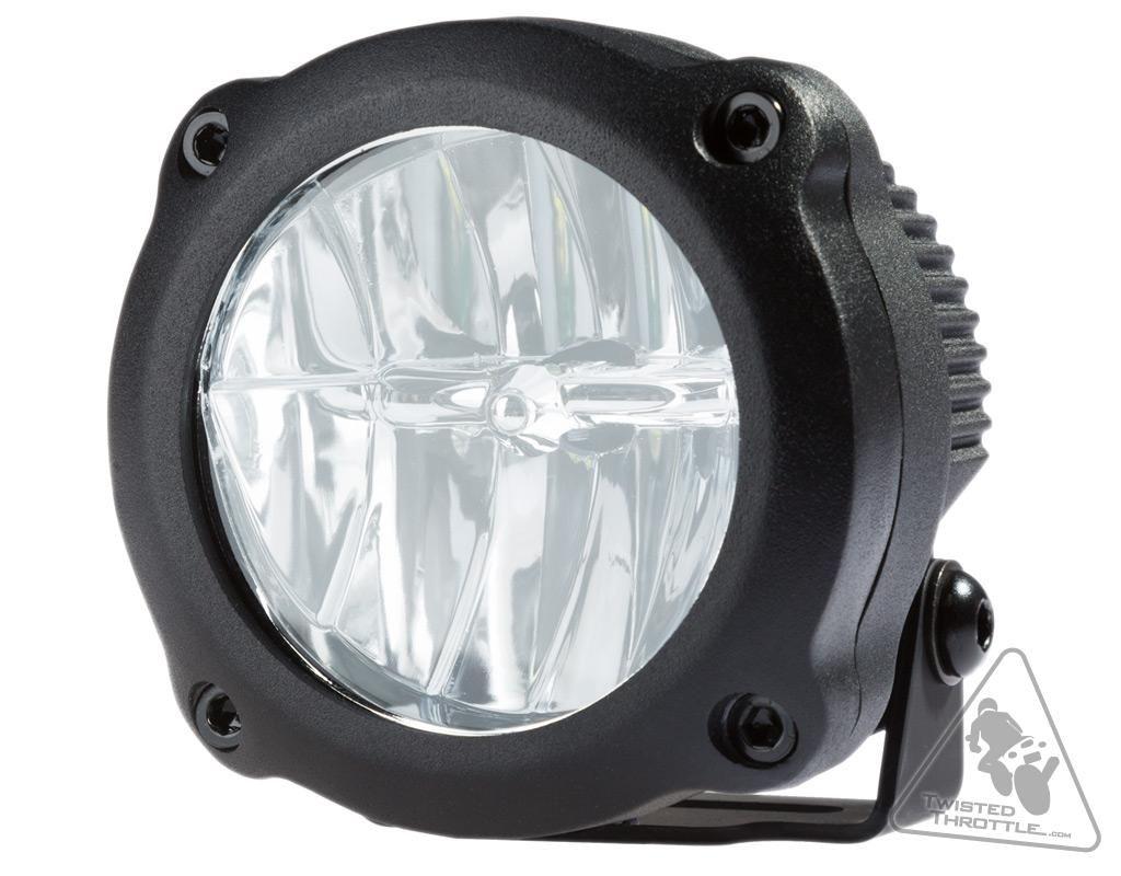 "SWMOTECH HAWK LED 4"" Fog Auxiliary Light & Mounting Kit"