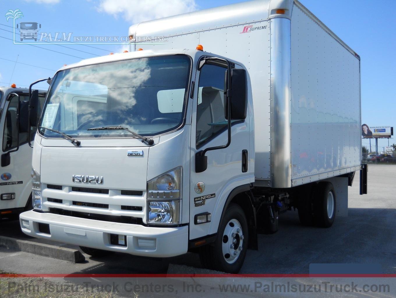 2018 Isuzu Npr Hd 14 500 Gvw Diesel 16 Foot Van Body With Lift Gate Z680b Nf Http Www Palmisuzutruck Com Inventory 2018 Is Trucks For Sale Trucks Florida