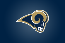 newest beaed 8f0cc Los Angeles Rams Style | Los Angeles Rams | St louis rams ...