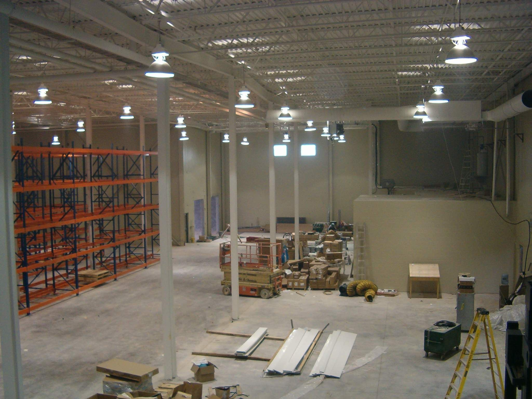 industrial building electrical images | NDL provided electrical ...