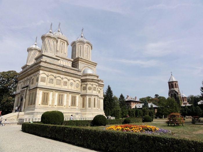 Curtea de Arges - Manastirea