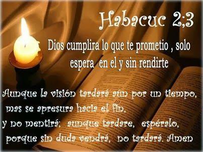 Habacuc 23 Dios Contigo Frases Dios Y Mensaje De Dios