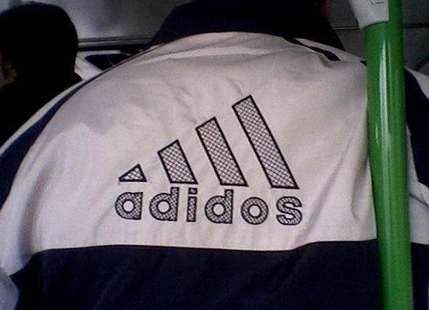 supersöt 50% pris handla bästsäljare So...Spanish Adidas? (Something Awful via Buzzfeed) | Knockoff