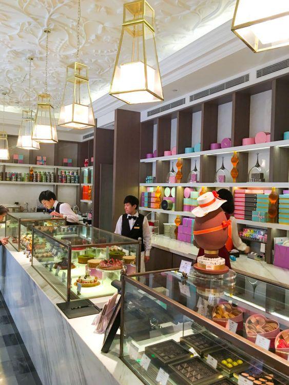 Mandarin Oriental Taipei Review Vip Prices La Jolla Mom Mandarin Oriental Oriental Cafe Design
