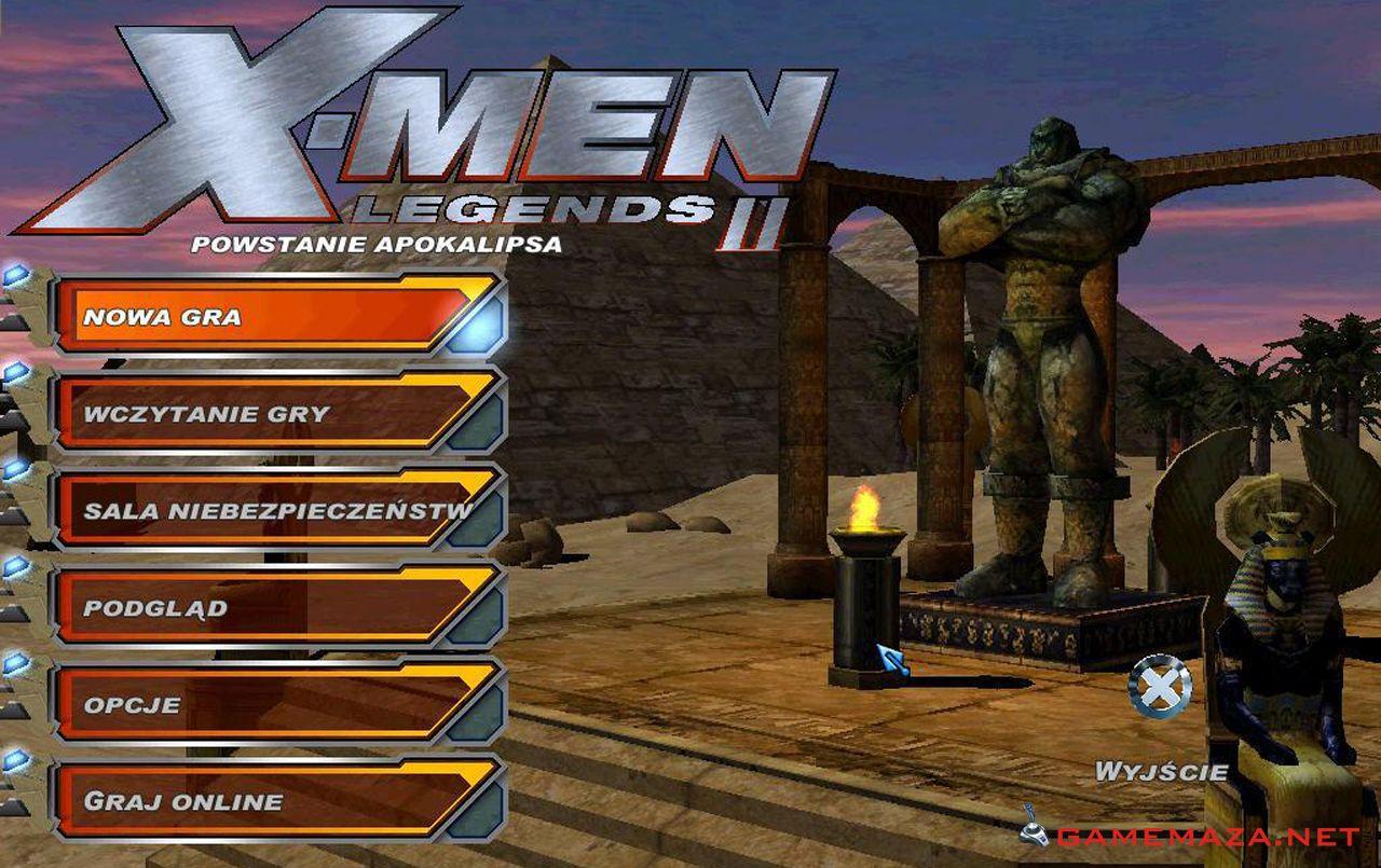 X Men Legends Ii Rise Of Apocalypse Free Download X Men Free Download Men