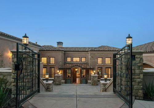 Want to score an insanely posh pad? Warriors super-shooter Steph Curry and his wife, Ayesha, put their massive Mediterranean-style manse in Walnut Creek on the market for $3.7 million