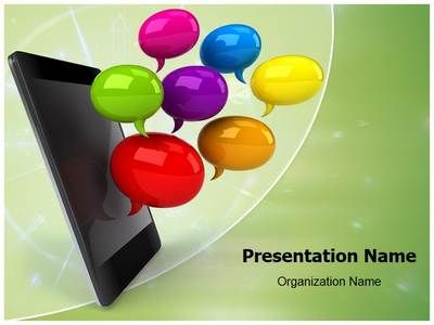 Smartphone Powerpoint Template Is One Of The Best Powerpoint