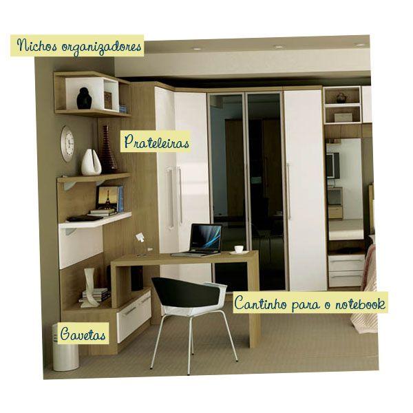 Homeoffice Marabraz Home Home Office E Prateleiras De Canto