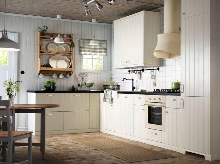 Ikeaのウォールシェルフを使った簡単壁付け収納 フック付きなのがうれしい キッチン リモデル 小さなキッチンのデザイン キッチンデザイン