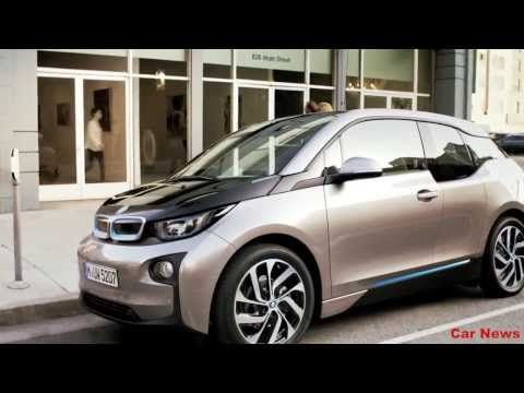 Great Introduction Video Of The Bmw I3 Electric Cars Are Our Future