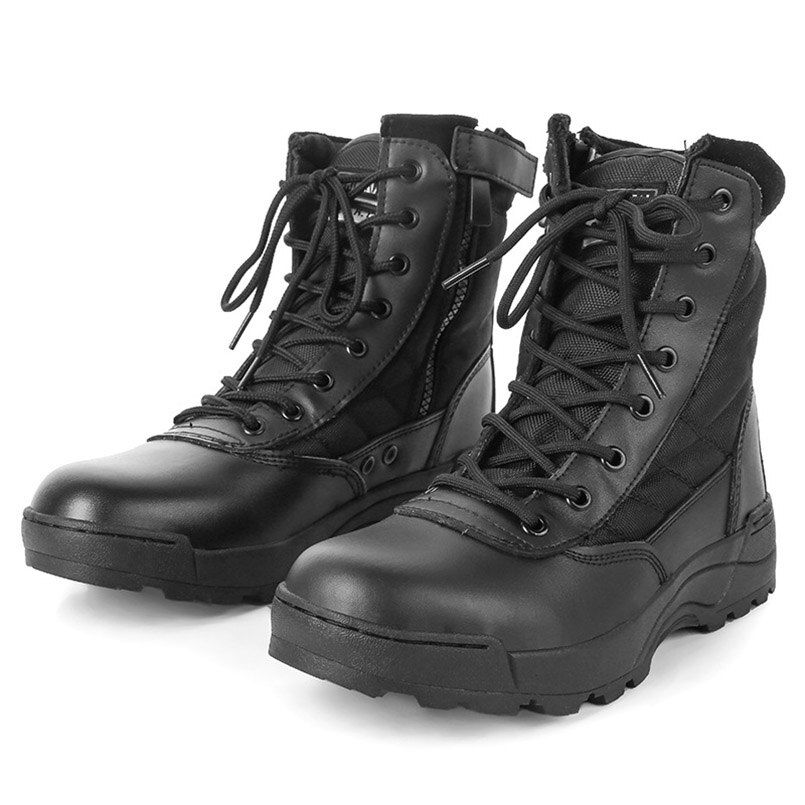 Boots Mens Martin Motorcycle Boots Outdoor Mid,Calf Army