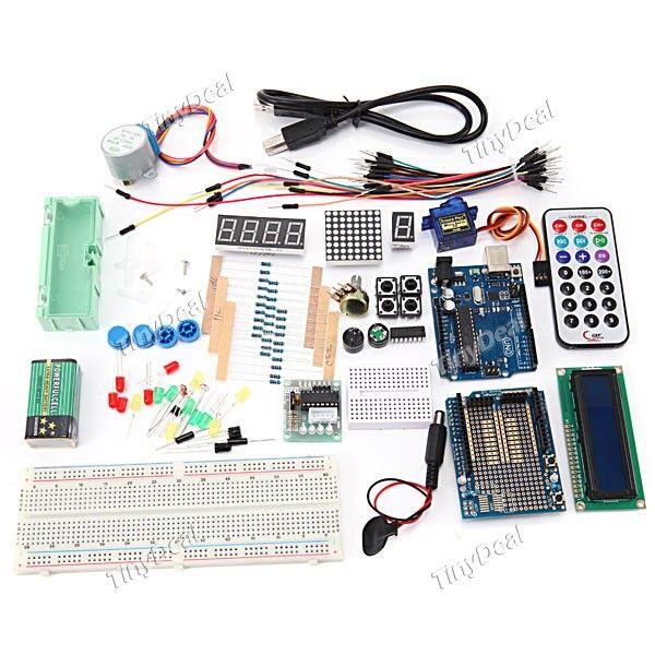 Starter kit beginner for arduino uno r