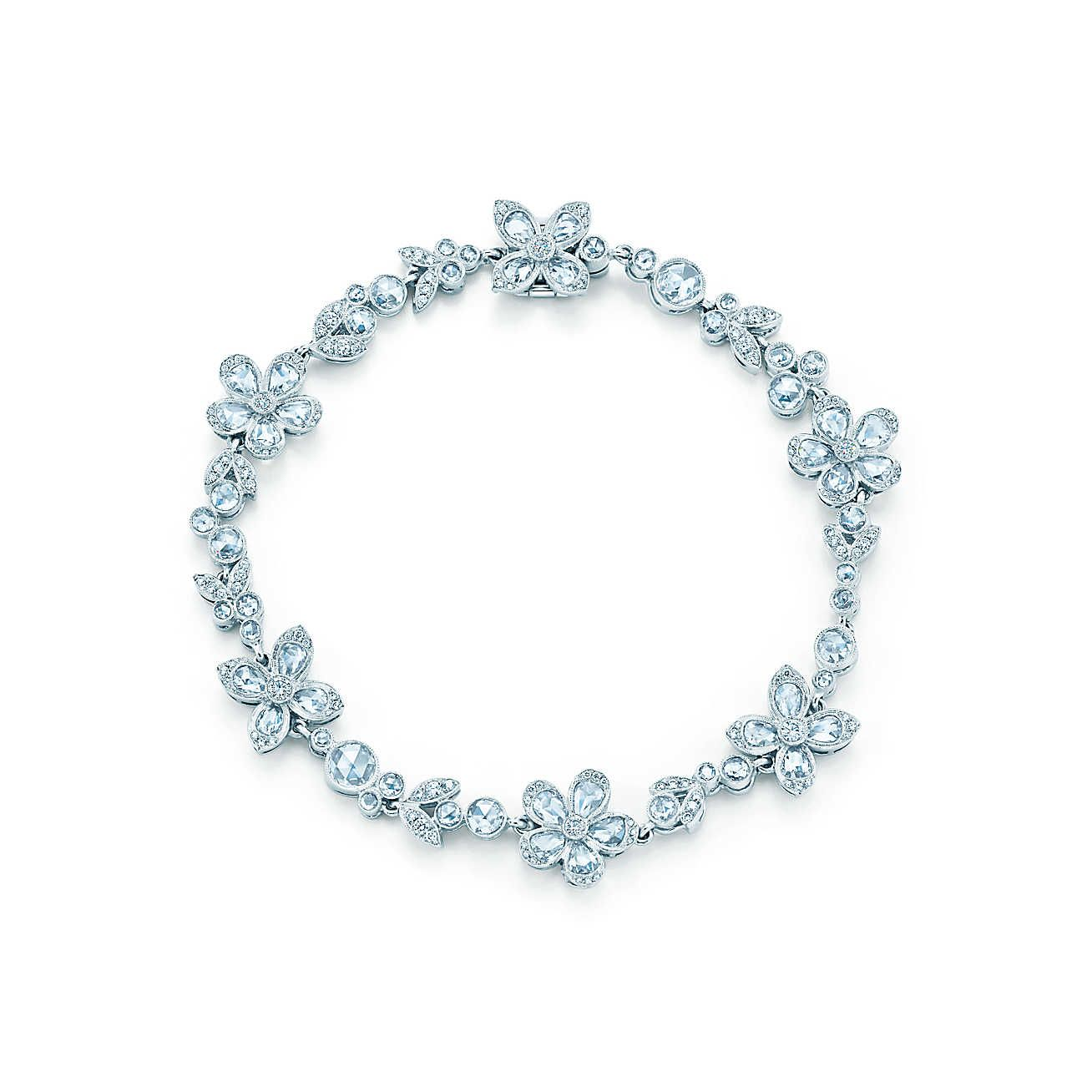 Tiffany enchantflower bracelet flower bracelet tiffany and