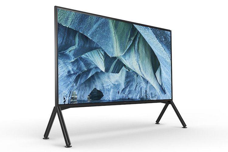 Wow Deze Tv Van Sony Kost 2 Modale Jaarsalarissen Sony En Tech
