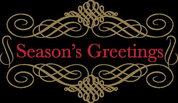 Season Holiday Clipart Free Clip Art Seasons Greetings Card