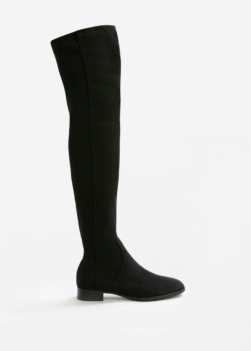 muy agradable outlet(mk) el mejor Bota alta plana - Zapatos de Mujer | Wishlist en 2019 ...